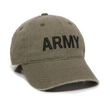 ARMY03-Olive-One Size Fits Most