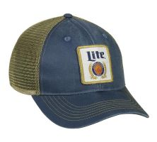 BEER-005-Navy/ Tan-Adult