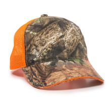 CGWM-301-Mossy Oak® Break-Up Country®/ Neon Orange-Adult