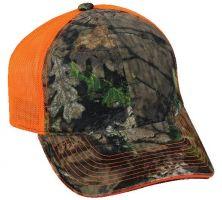 CGWM-301-Mossy Oak® Break-Up Country®/ Neon Orange-Adult