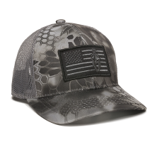 KRY-017-Kryptek® Raid™/Dark Grey-One Size Fits Most