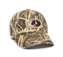 MOFS11B-Mossy Oak® Shadow Grass Blades® Ducks Unlimited® Edition-One Size Fits Most