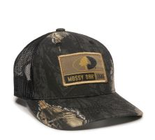 MOFS21A-Mossy Oak® Break-Up Eclipse™/Black-Adult