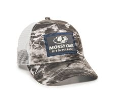 MOFS42A-Mossy Oak® Elements Agua Manta/White-One Size Fits Most