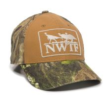NWTF32B-Brown/Mossy Oak® Obsession® NWTF® Edition-One Size Fits Most