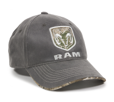 RAM11A-Charcoal/Realtree Edge™-One Size Fits Most