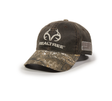 RT01A-Brown/Realtree Edge™?-One Size Fits Most