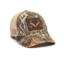 RT08A-Realtree Edge™/White-L/XL
