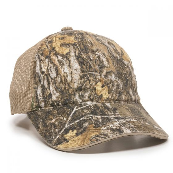 CGWM-301-Realtree Edge™/Tan-One Size Fits Most
