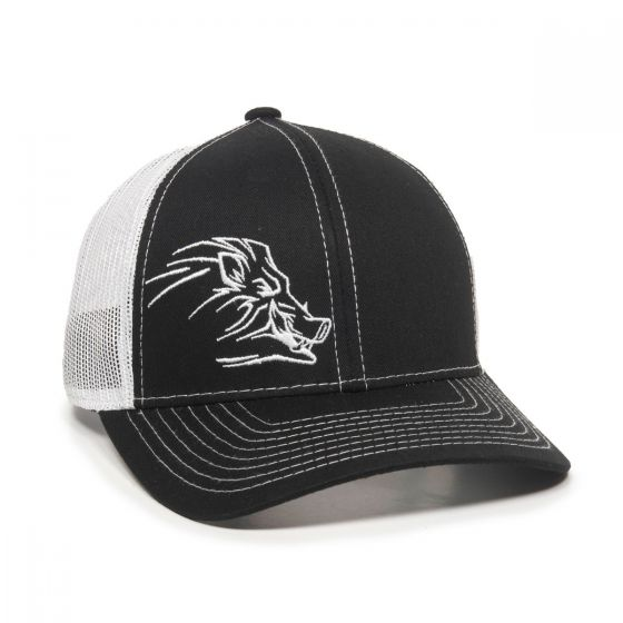 TUSK-Black/White-One Size Fits Most