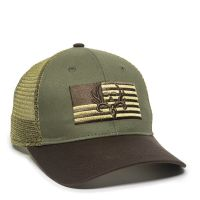 BC04A-Olive/Tan/Brown-One Size Fits Most