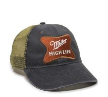 BEER-012-Black/Tan-One Size Fits Most