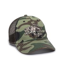 BON-022-Generic Camo/Brown-One Size Fits Most