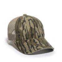 CGWM-301-Mossy Oak® Original Bottomland®/Khaki-One Size Fits Most