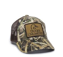 DU60D-Mossy Oak® Shadow Grass Blades® Ducks Unlimited® Edition/Brown-One Size Fits Most