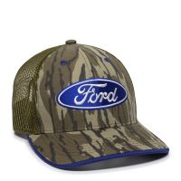 FRD08B-Mossy Oak® Original Bottomland®/Loden-One Size Fits Most