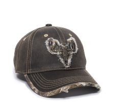 HT51A-Dark Brown/Realtree Edge™-One Size Fits Most