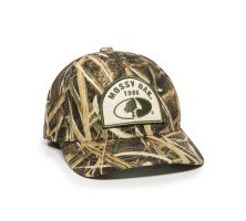 MOFS39A-Mossy Oak® Shadow Grass Blades® Ducks Unlimited® Edition-One Size Fits Most