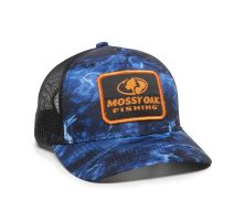 MOFS42C-Mossy Oak® Elements Agua Marlin/Black-One Size Fits Most
