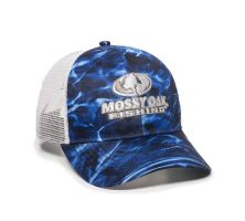 MOFS44A-Mossy Oak® Elements Agua Marlin/White-One Size Fits Most