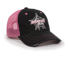 PBR-103-Black/Hot Pink-One Size Fits Most