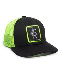 PBR-106-Black/Neon Yellow-One Size Fits Most