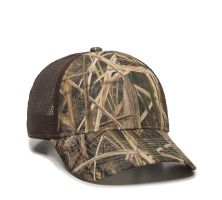 PFC-150M-Mossy Oak® Shadow Grass Blades® Ducks Unlimited® Edition/Brown-One Size Fits Most