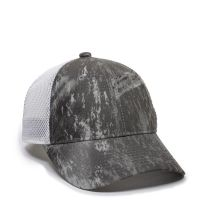 PFC-150M-Realtree Fishing™ Grey/White-One Size Fits Most