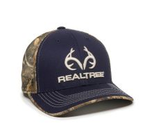 RT01B-Navy/Realtree Edge™-One Size Fits Most