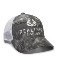 RT06A-Realtree Fishing™ Grey/White-One Size Fits Most