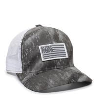 USA-175-Realtree Fishing™ Grey/White-One Size Fits Most