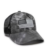 USA-200M-Kryptek® Raid™/Black-One Size Fits Most