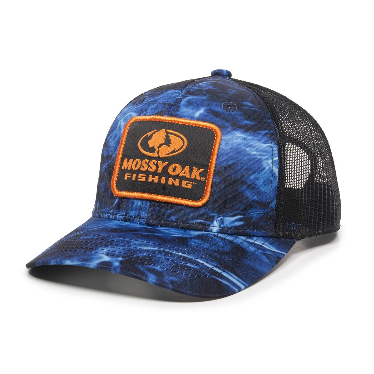 MOFS42C-Mossy Oak® Elements Agua Marlin Black-One Size Fits Most 3611a8cc7513