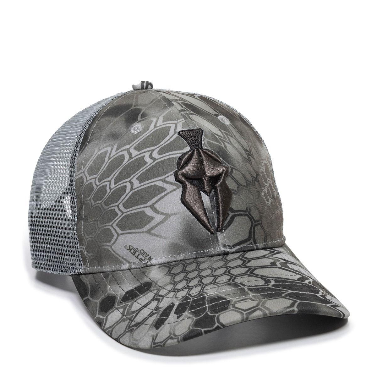 Chevy Kryptek® Raid™ Mesh Back Camo Cap