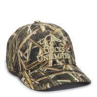 DU21X-Mossy Oak® Shadow Grass Blades® Ducks Unlimited® Edition-XXL