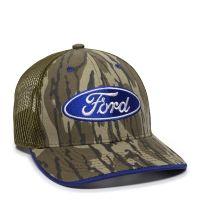 FRD08B-Mossy Oak® Original Bottomland®/Loden-One Size Fits Most