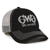GWG-002-Black/Grey-One Size Fits Most