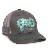 GWG01A-Charcoal/Dark Grey-Ladies
