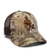 KRY-027-Kryptek® Highlander™/Brown-One Size Fits Most