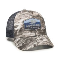 MOFS42B-Mossy Oak® Elements Agua Manta/Navy-One Size Fits Most
