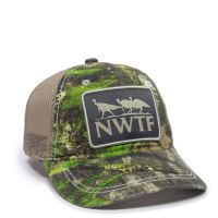 NWTF32A-Mossy Oak® Obsession®NWTF® Edition/Khaki-One Size Fits Most
