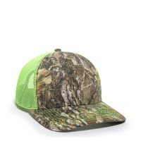 OC771CAMO-Realtree Edge™/Neon Yellow-One Size fits Most
