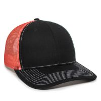 OC771PM-Black/Mexican Flag-One Size Fits Most