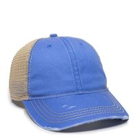 OC801-Bahama Blue/Tea Stain-One Size Fits Most