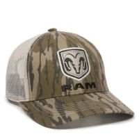 RAM11B-Mossy Oak® Original Bottomland®/Putty-One Size Fits Most