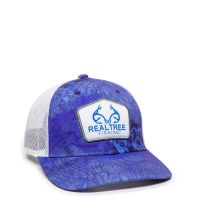 RTF03A-Realtree Fishing™ Wav3/White-One Size Fits Most