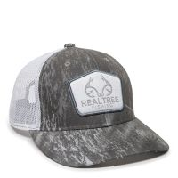 RTF03A-Realtree Fishing™ Grey/White-One Size Fits Most