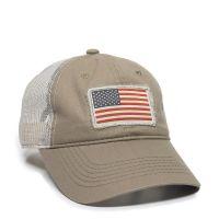 USA-155-Khaki/Putty-One Size Fits Most