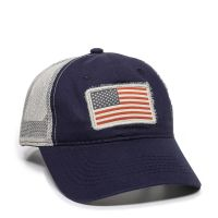 USA-155-Navy/Putty-One Size Fits Most