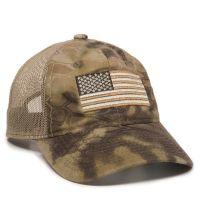 USA-200M-Kryptek® Highlander™/Tan-One Size Fits Most